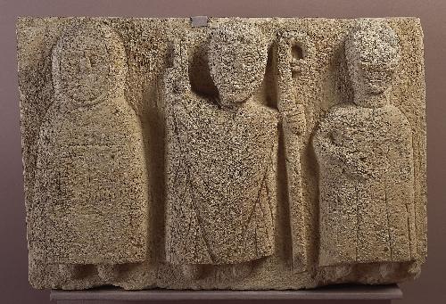 Fragmento de sarcófago de Ziriano