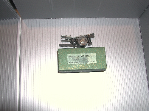 Aparato Zig-Zag, Modelo T