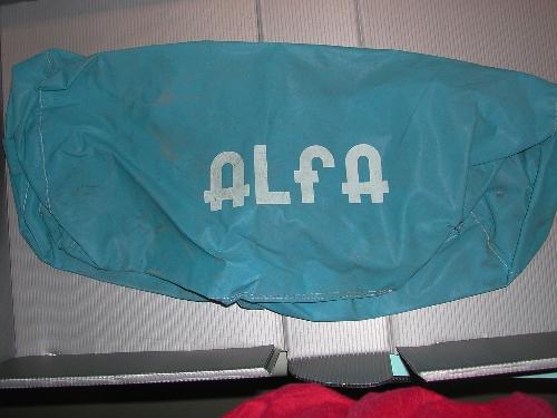 Funda para máquina de coser ALFA