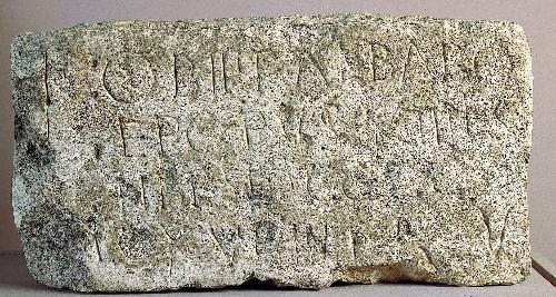 Lápida funeraria de Bolibar