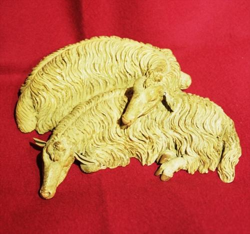 Pareja de ovejas