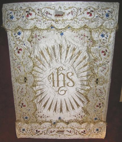 Palio de las MM Carmelitas Descalzas de Murguía