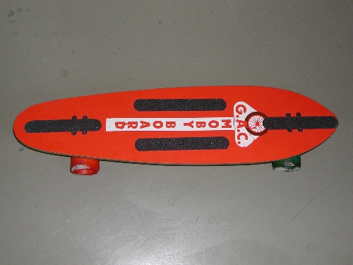 Moby Board G.A.C.