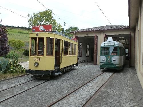 Tranvía eléctrico U52