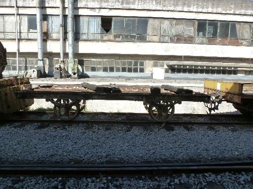 Vagón plataforma M-2