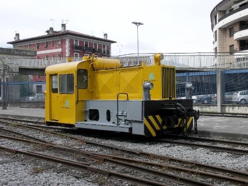Locomotora diesel Kof 5162