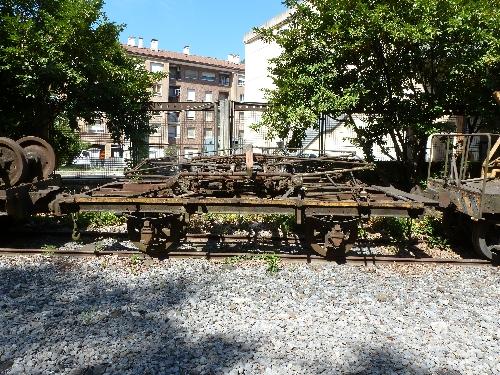 Vagón plataforma M-1