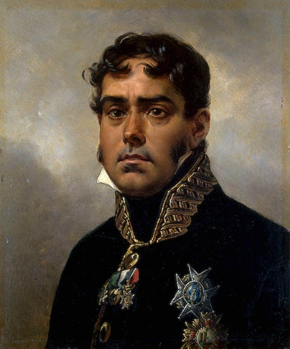Retrato del General Pablo Morillo y Morillo