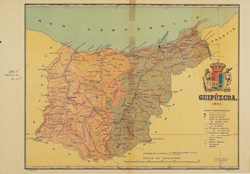 Guipúzcoa 1901