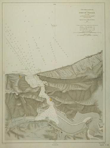 Côte Nord d'Espagne / Port du Passage