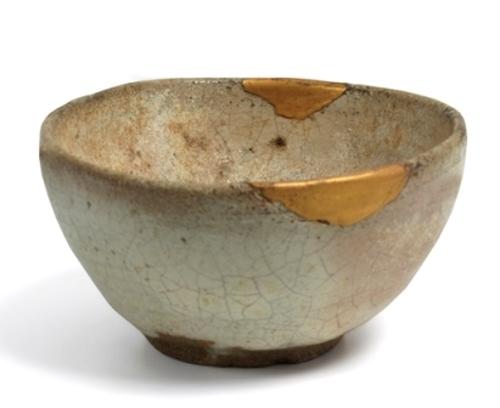 Chawan de estilo Raku-yaki
