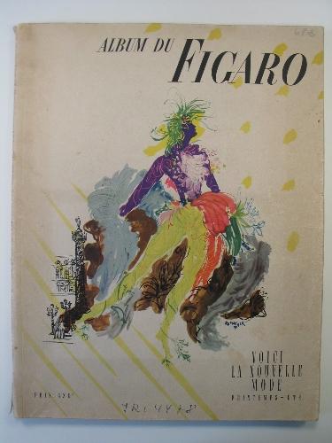 "Revista ""Album du Figaro nº 18, printemps 1949"""
