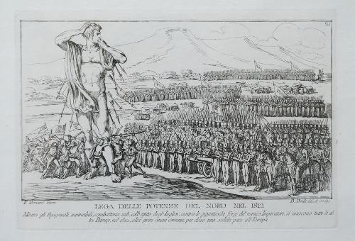 Lega delle potenze del nord nel 1812