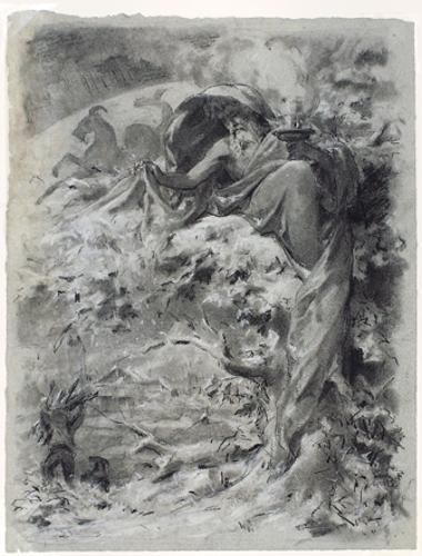 Alegoría del Invierno