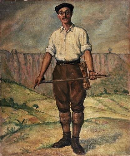 Retrato de Angel Sopeña