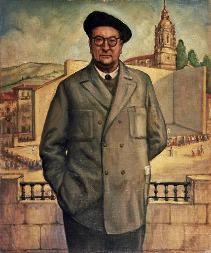 Retrato de Juan Irigoyen