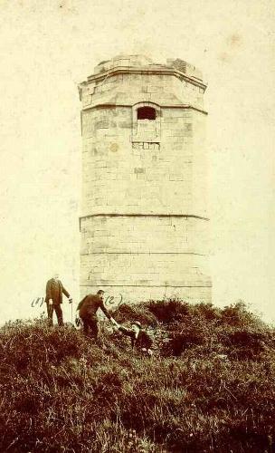 """""""Expedición al torreón de Igueldo. 26 de octubre de 1902"""""""