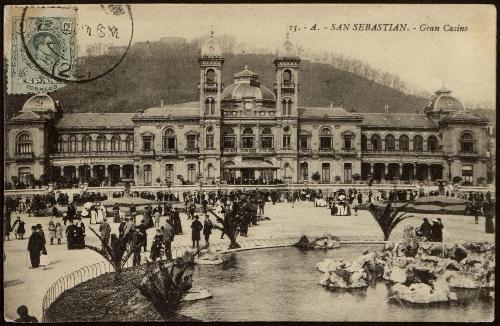 San Sebastián. Gran Casino