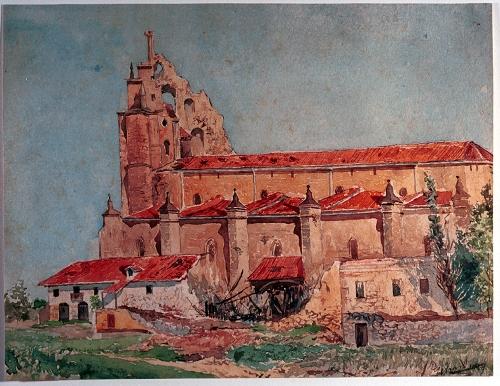 Iglesia de Santa María de Begoña