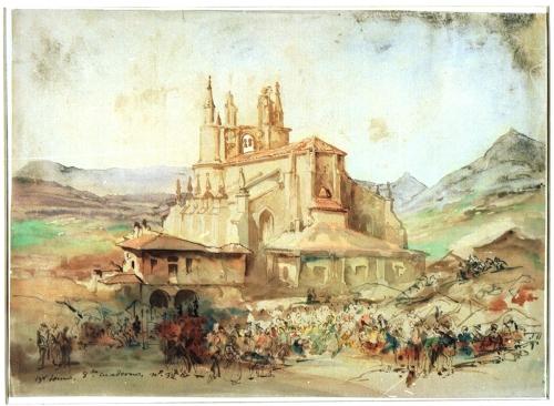 Un aurrescu en Begoña