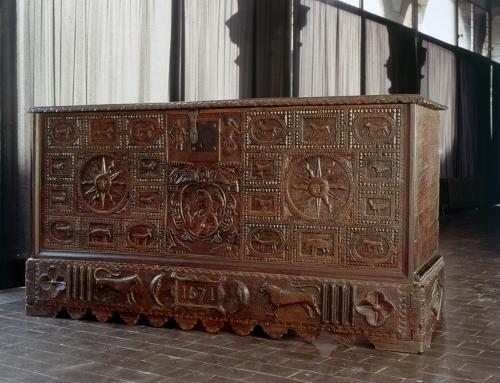 Arca de novia