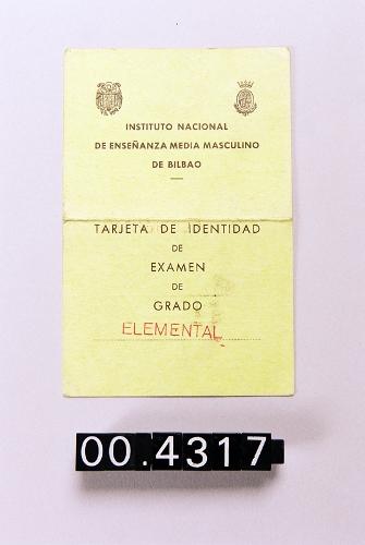 Instituto Nacional de Enseñanza