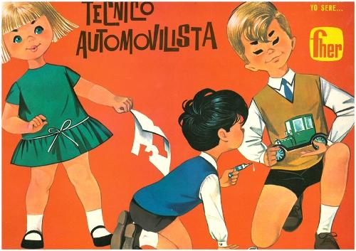 """""""Yo seré... Técnico automovilista"""""""