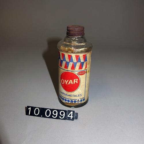 Limpiametales OYAR