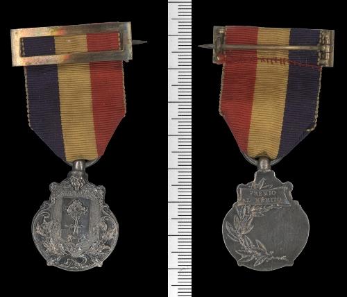 Medalla de Miñones de la Diputación de Vizcaya