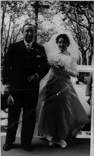 Boda Carmen Eguia & Gregorio Olaran
