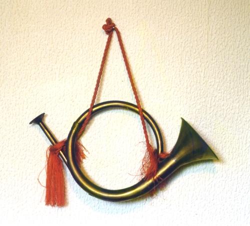 HUNTING HORN; Ehizarako korneta