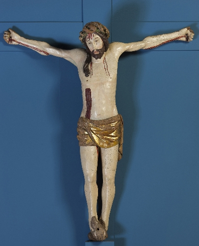 Cristo Crucificado de Goiain
