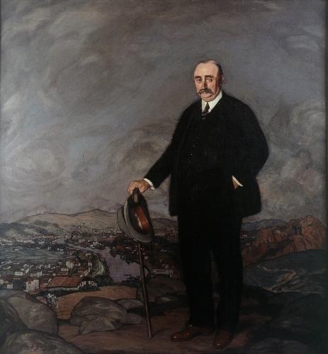 Retrato de Don Ramón de la Sota