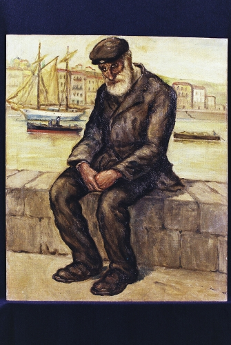 Retrato de Cholopocholo