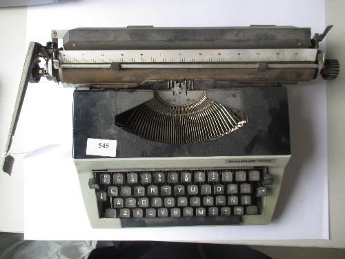 Máquina de escribir Mod. AMAYA IM/125