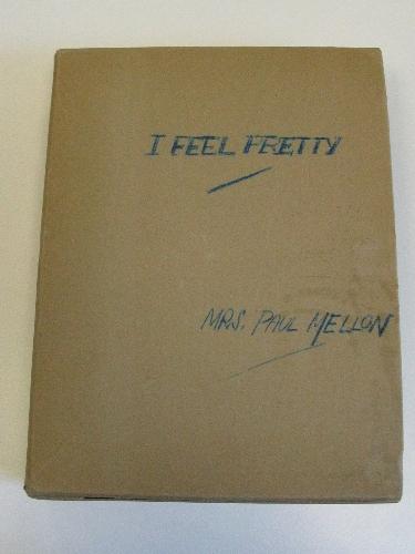 "Album  "" I FEEL PRETTY"""