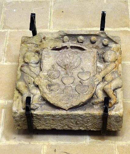 Escudo de Ortíz de Zarate