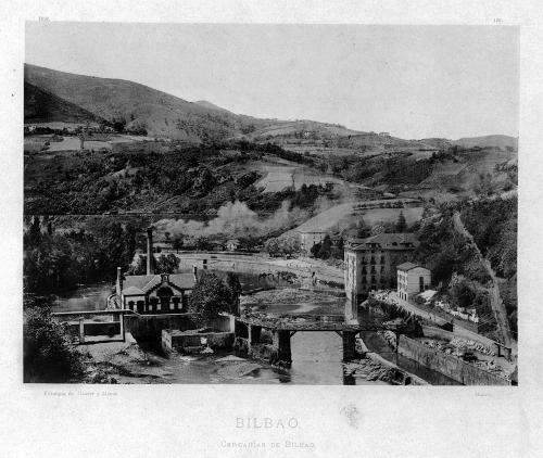 """""""Bilbao. Cercanías de Bilbao"""""""