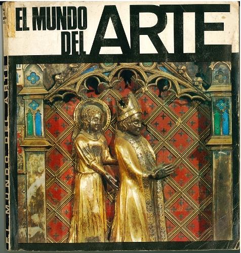 """Álbum de cromos """"El Mundo del Arte"""""""