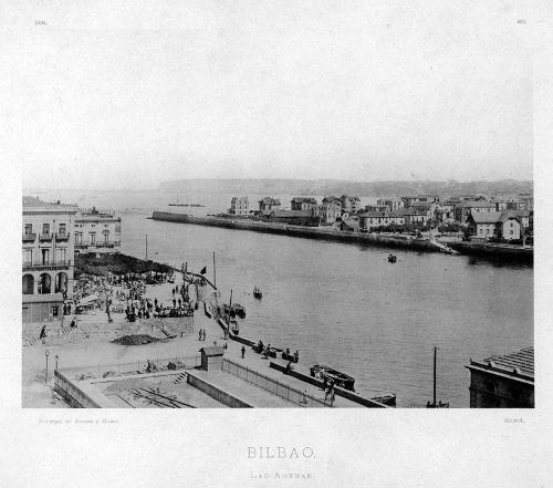 """""""Bilbao. Las Arenas"""""""