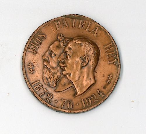 Medalla de los Veteranos Carlistas