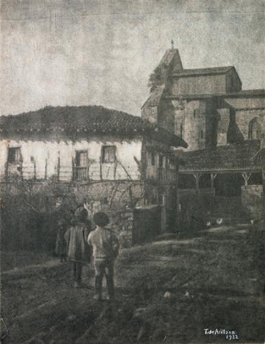 Au village (Al pueblo)