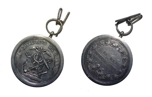 Medalla del Consulado de Bilbao