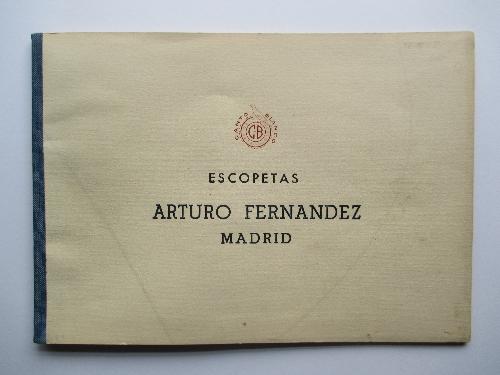 Escopetas Arturo Fernandez