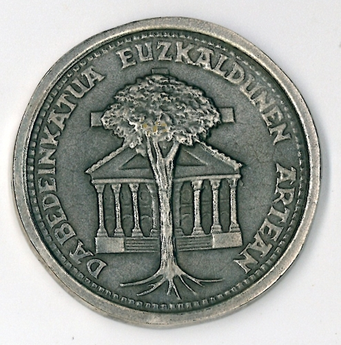 Medalla conmemorativa del Día de los Exiliados