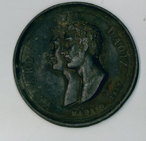 Medalla conmemorativa de Daoiz y Velarde