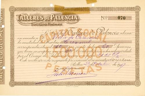 Talleres de Palencia Sociedad Anónima