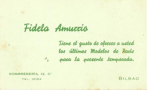 Fidela Amurrio