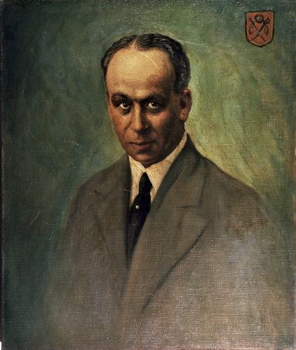 Retrato de Manuel Aranaz Castellanos