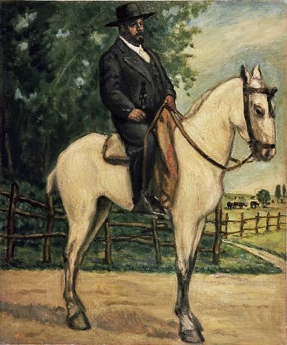 Retrato de Félix Urcola